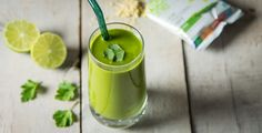 Iron-rich green smoothie