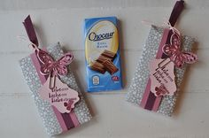 Schokolade geht immer ... - stempeldichbunt