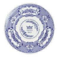 Spode Spode Royal Baby Dresser Plate