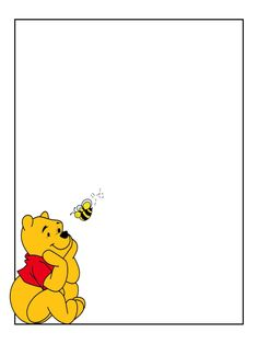 Journal Card - Pooh and bee - 3x4 photo: A little 3x4inch journal card to brighten up your holiday scrapbook! Click on options - download to get the full size image (900x1200px). Clipart belongs to Disney. ~~~~~~~~~~~~~~~~~~~~~~~~~~~~~~~~~ This card is **Personal use only - NOT for sale/resale/profit** If you wish to use this on a blog/webpage please include credits AND link back to here. Thanks and enjoy!! This photo was uploaded by pixiesprite