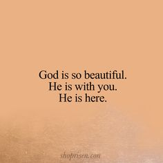 God is with you always god Bible Verses Quotes, Jesus Quotes, Faith Quotes, Wisdom Quotes, Meaningful Quotes, Inspirational Quotes, Quotes That Describe Me, Faith Prayer, God Loves You