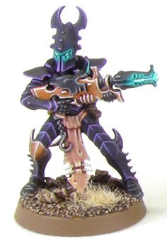 Dark Eldar Kabalite (Stahly Tale of Painters)