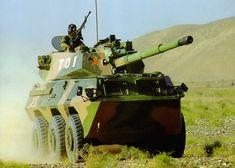 Chinese PTL02 100 mm Assault Gun