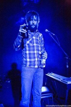 Ben Bridwell of Band of Horses:)