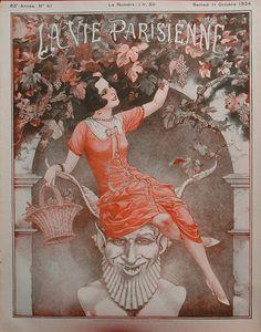 la vie parisienne October 1924