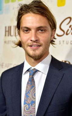 True Blood's Luke Grimes Cast in Fifty Shades of Grey as Christians' brother Elliot
