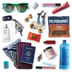 #CAbi – What's in your bag? Discover what some of our favorite CAbi peeps carry every day.