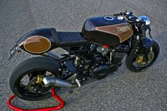 Triumph Speed Triple 1995 Cafe Racer by Iron Pirate Garage #motorcycles #caferacer #motos | caferacerpasion.com