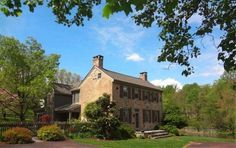 Updated Stone Farmhouse for Sale in New Hope
