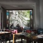 Le Mary Celeste: Coastal Cool in the Middle of the Marais: Remodelista