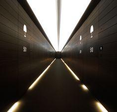 Armani Corridor