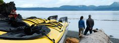 Ecosummer Expeditions: Sea Kayaking, Outdoor Adventure Tours, Hiking Trips, Vacations and Eco-tourism - Kayaking