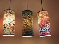 ANY 3 HI-LIGHT pendant lights von resurface auf Etsy