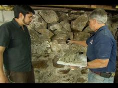 This Old House general contractor Tom Silva saves a crumbling mortared-rock foundation wall. (See below for a shopping list and tools.) Click here to SUBSCRI...