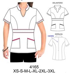 Temporada Scrubs Pattern, Hotel Uniform, Corporate Uniforms, Scrubs Uniform, Uniform Design, Nursing Dress, Teacher Style, Dress Sewing Patterns, Womens Fashion