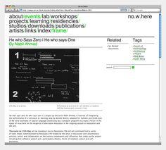 Qubik design for no.w.here