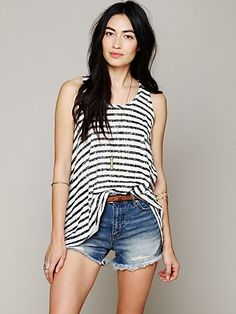 Freeps is killing me right now: the Printed Millie Tank