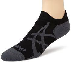 ASICS Nimbus II Low Cut Running Socks $11.22 - $13.99. want black socks.