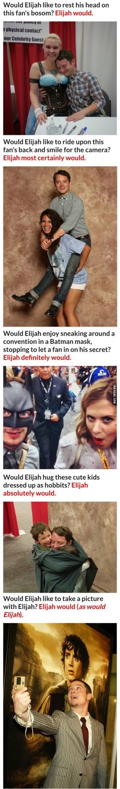 Elijah WOULD #elijahwood #lordoftherings
