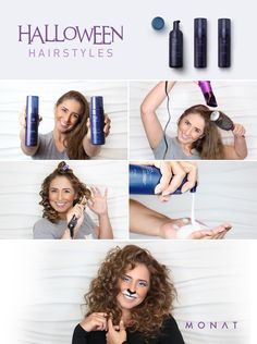 Get ready for #Halloween with #MONAT!    #halloweenhairstyles #halloweenhair #hairforhalloween