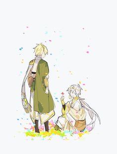 Twitter Ji Song, Bishounen, Fanarts Anime, Character Design Inspiration, Traditional Outfits, Cute Boys, Anime Guys, Amazing Art, Cool Art