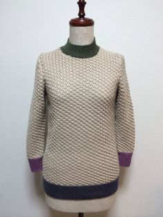 Color block sweater Color Block Sweater, Men Sweater, Turtle Neck, Pullover, Sweaters, Fashion, Moda, La Mode, Men's Knits