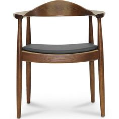 Found it at AllModern - Baxton Studio Embick Arm Chair- for dining room with tulip table?