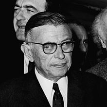 Jean-Paul Charles Aymard Sartre-- (21 June 1905 – 15 April 1980) was a French philosopher, playwright, novelist, political activist, biographer, and literary critic. He was one of the key figures in the philosophy of existentialism and phenomenology, and one of the leading figures in 20th-century French philosophy and Marxism.