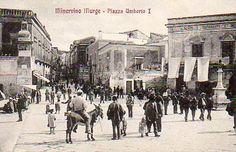 Minervino Murge (Bari) Cartoline d'epoca « Vitoronzo Pastore