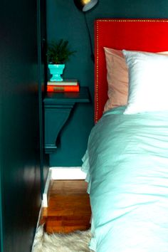 Tone On Tone - Modern Nightstand Alternatives To Upgrade Your Bedroom - Photos