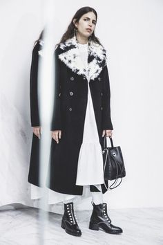 View the full 3.1 Phillip Lim Pre-Fall 2017 collection.