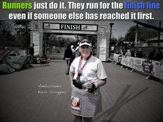 Finish Line #Quote