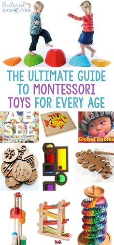 The Best Montessori Toys for Kids - Birth to 6 years old, Montessori Toys for 1 Year Old, Montessori Toys for 2 year old, Montessori toys for 3 year old, Montessori Toys for 4 year old, Montessori Toys for 5 year old, Natural Toys, Montessori Learning toys, Best Montessori Toys, Montessori Gifts, Montessori Toys for Toddlers, Montessori Toys for Preschool, Montessori Activities and Montessori Games #Montessori #Montessoritoys #toys #giftideas #preschool #toddler #kindergarten