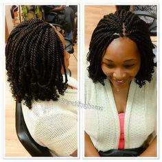 Twist Braids Hairstyles Stunningly Cute Ghana Braids Styles For 2018  Pinterest  Rope