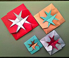 45 based Tatos (Hans-Werner Guth) Tags: origami tato