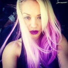 Violet—Rita Ora