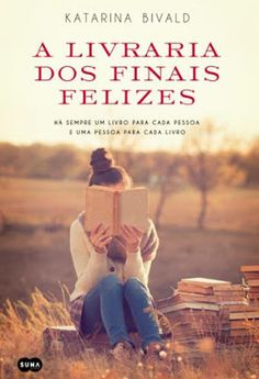 """CLOSE UP!: Ganha Livro """"A Livraria dos Finais Felizes"""""""