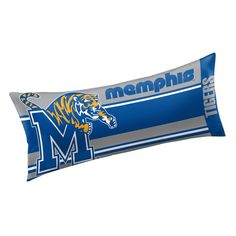 NCAA Northwest Seal Body Pillow Memphis Tigers - 19 x 48