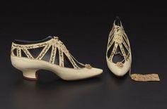 1893 Shoes, United States (Massachusetts) via MFA Boston