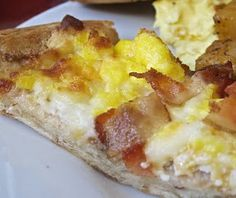 Cooking With Mickey: Recipe: Chef Mickey's Breakfast Pizza