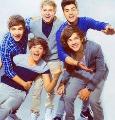I love them in blue