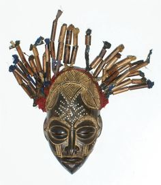 Mascara africana, Artesanias del Mundo