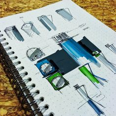 light design sketch