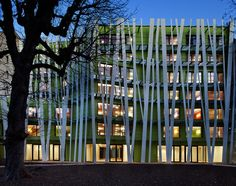 Gallery of New Accommodation Facility for Alzheimer's / Philippon-Kalt - 20