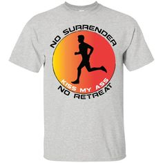 "This is a Must Have ""No Surrender No ... Go 4 it http://tudedays.myshopify.com/products/no-surrender-no-retreat-kiss-my-ass-gbl-custom-personalized-t-shirts-mens-womens-ultra-cotton-t-shirt?utm_campaign=social_autopilot&utm_source=pin&utm_medium=pin"