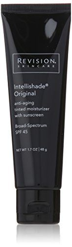 Revision Intellishade SPF 45 - 1.7oz. Revision http://www.amazon.com/dp/B00396VE7U/ref=cm_sw_r_pi_dp_VBd-vb1TRCEB3