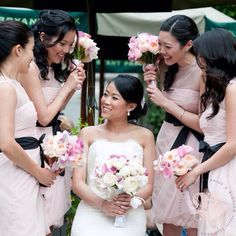 Bridesmaid Bouquet P