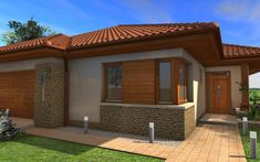 - Családi ház - Vértesszőlős Pergola, Garage Doors, Outdoor Structures, Outdoor Decor, Home Decor, Google, Room Decor, Outdoor Pergola, Home Interior Design