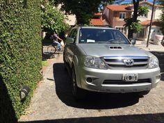 Toyota Hilux Sw4 Automatica Cuero