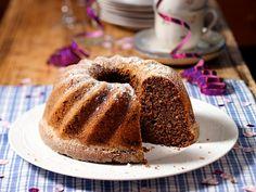 Burgenländischer Rotweingugelhupf Ober Und Unterhitze, Bagel, Doughnut, Bread, Baking, Desserts, Austria, Food, Tv
